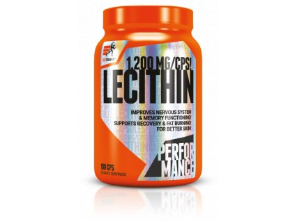 Lecithin (Balení 100 kapslí)