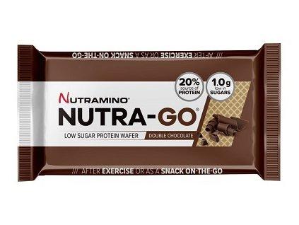 Nutra-Go (Balení 39g, Příchuť Vanilka)