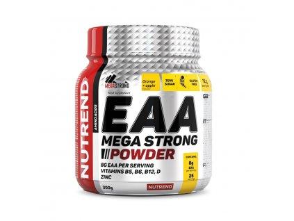 EAA Mega Strong Powder (Balení 300g, Příchuť Pomeranč-jablko)