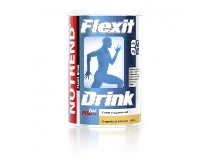 Flexit Drink (Balení 400g, Příchuť Pomeranč)