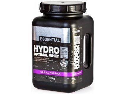 Essential Hydro Optimal Whey (Balení 2250g, Příchuť Latte macchiato)