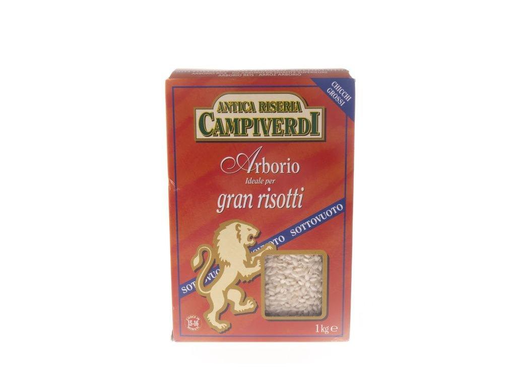 Rýže Italská Arborio 1Kg