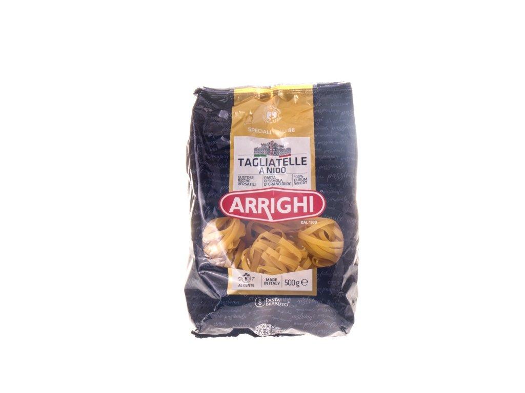 Tagliatelle N°88 Suché 500G Arrighi
