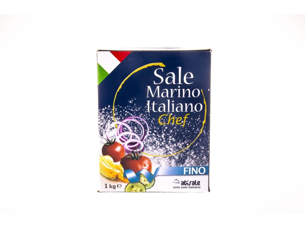 Sůl Jemná 1 Kg Sale Fino