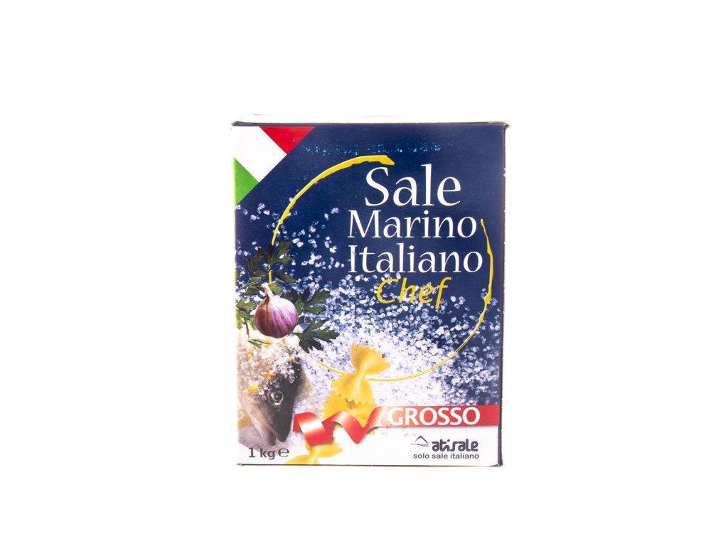 Sůl Hrubá 1Kg Sale Grosso