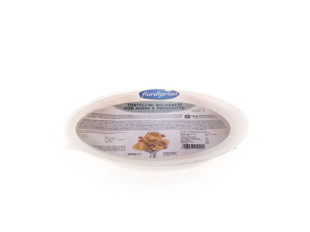 Tortelli Bolognesi Panna E Prosciutto Z301 Mražené Surgital