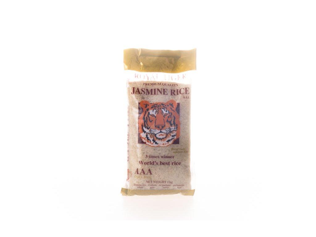 Rýže Jasmínová Royal Tiger 1 Kg