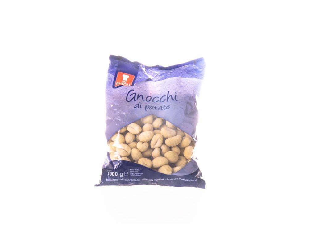 Koch Gnocchi Di Patata 1Kg Mražené (77% Brambor. Pyré)