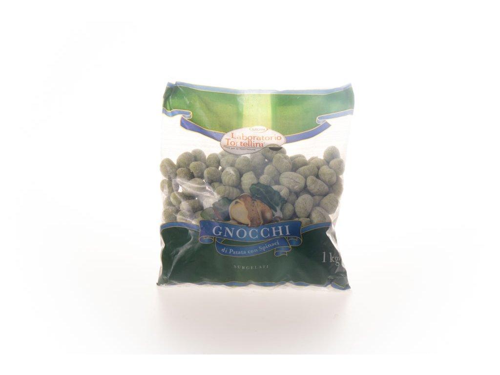 Gnocchi Di Patata Verdi 1Kg F03 Mražené Surgital