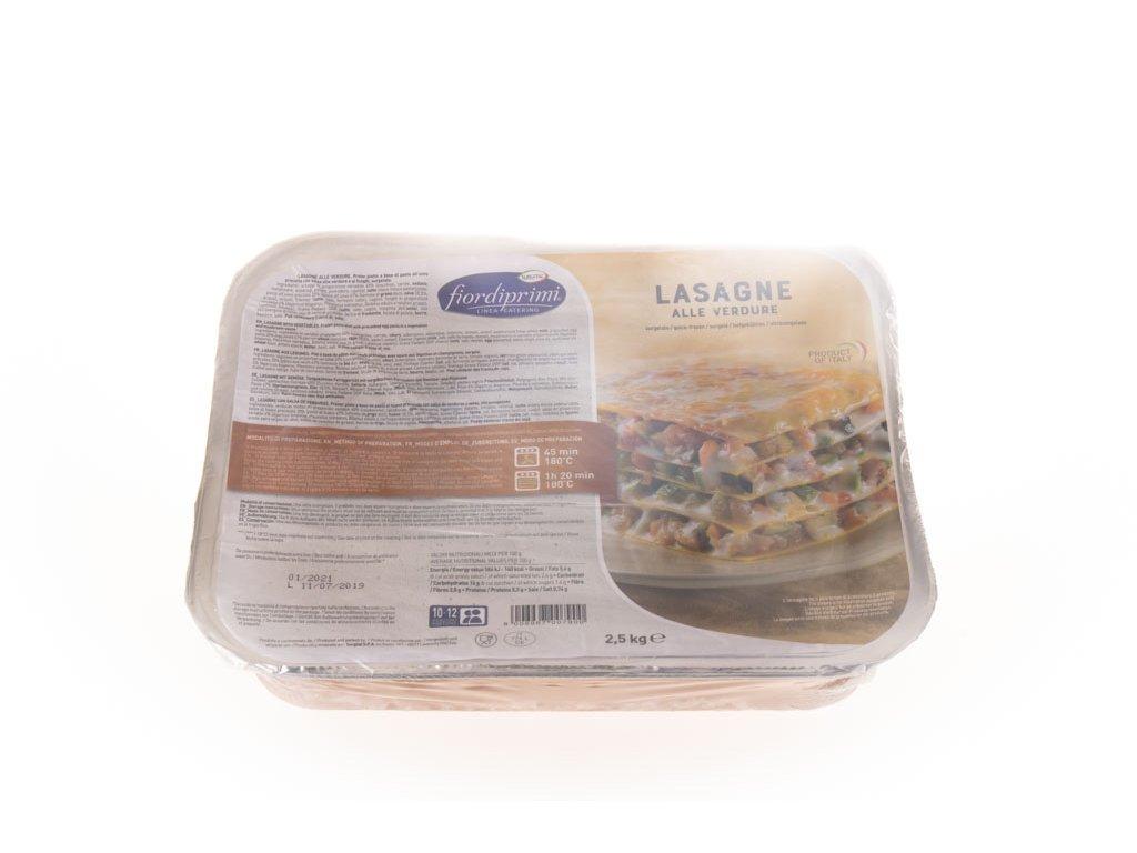 Lasagne Vegetariane 2,5 Kg V107 Mražené Surgital