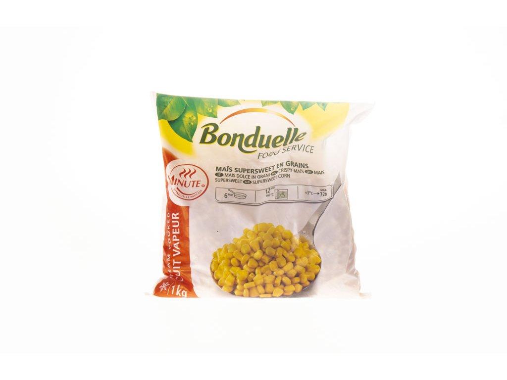 Kukuřice Bon 1Kg Mražená