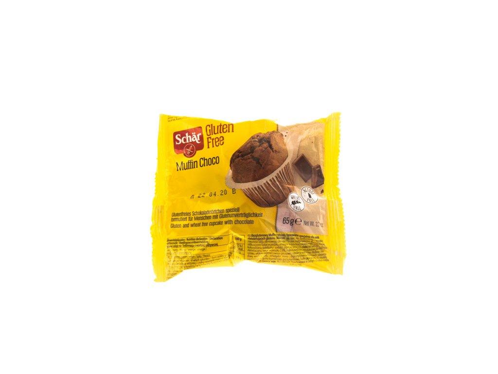Muffin Choco 65G Shär Bezlepkové