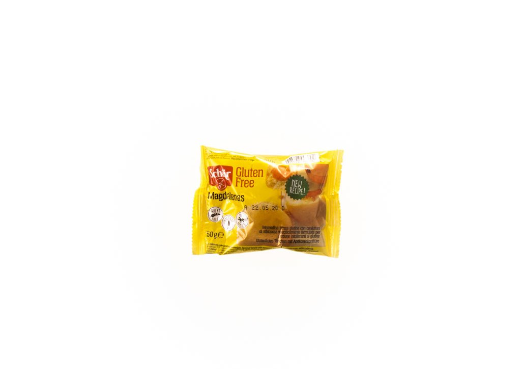 Shär Bezlepkový muffin s meruňkovým džemem