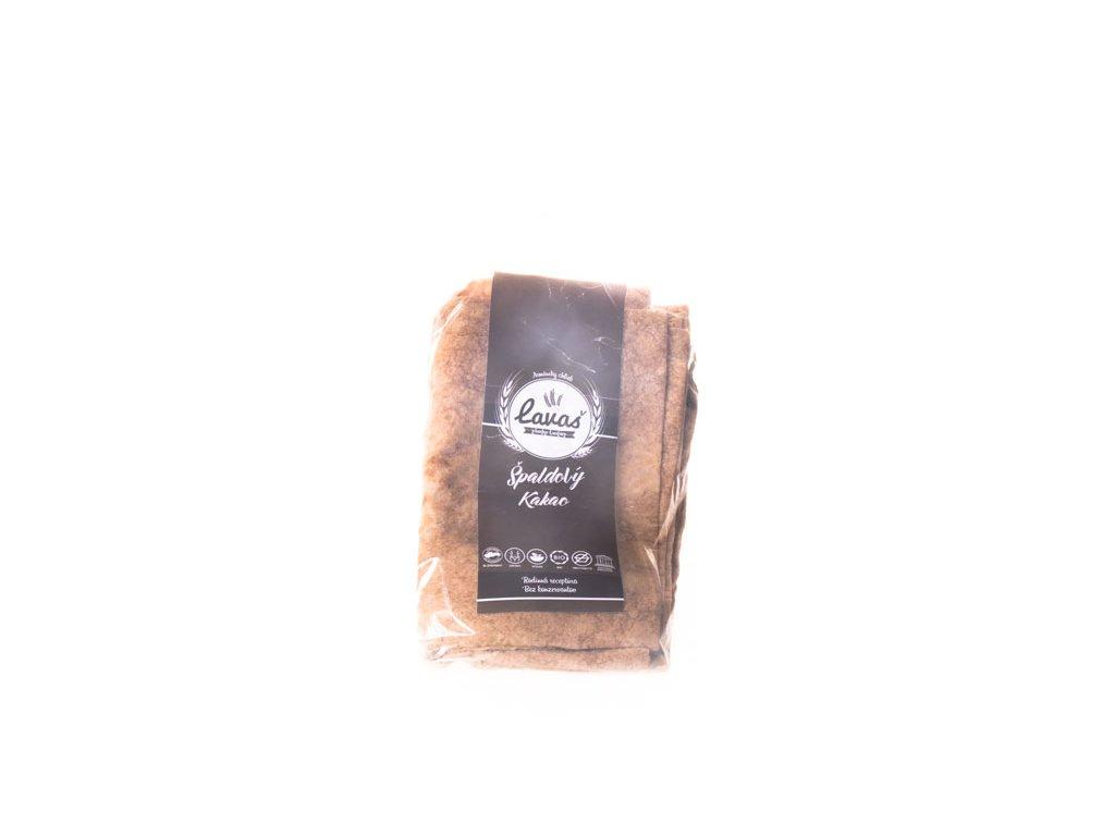 špaldový kakao