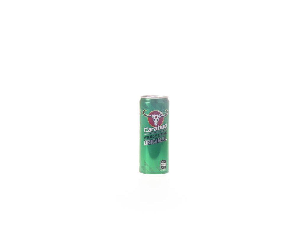 Energy Drink Carabao 330Ml Plech