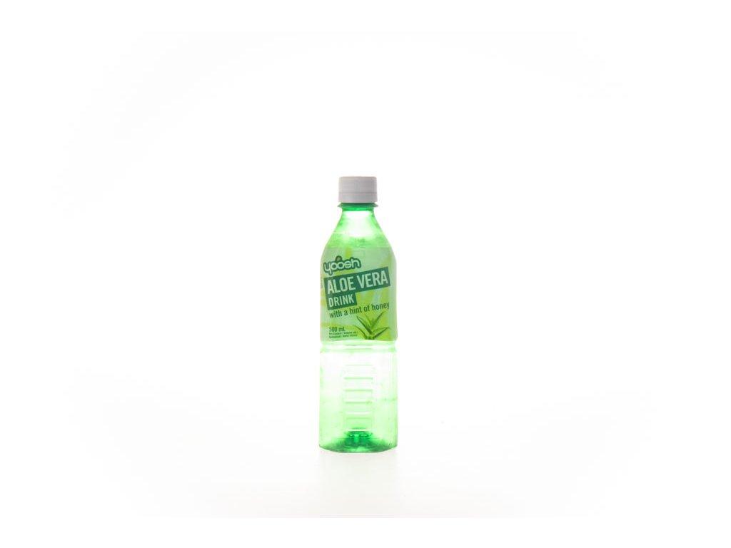 Yoosh Aloe Vera Drink s Medem 500ml