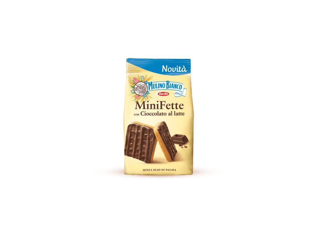 pack minifette cioccolato latte