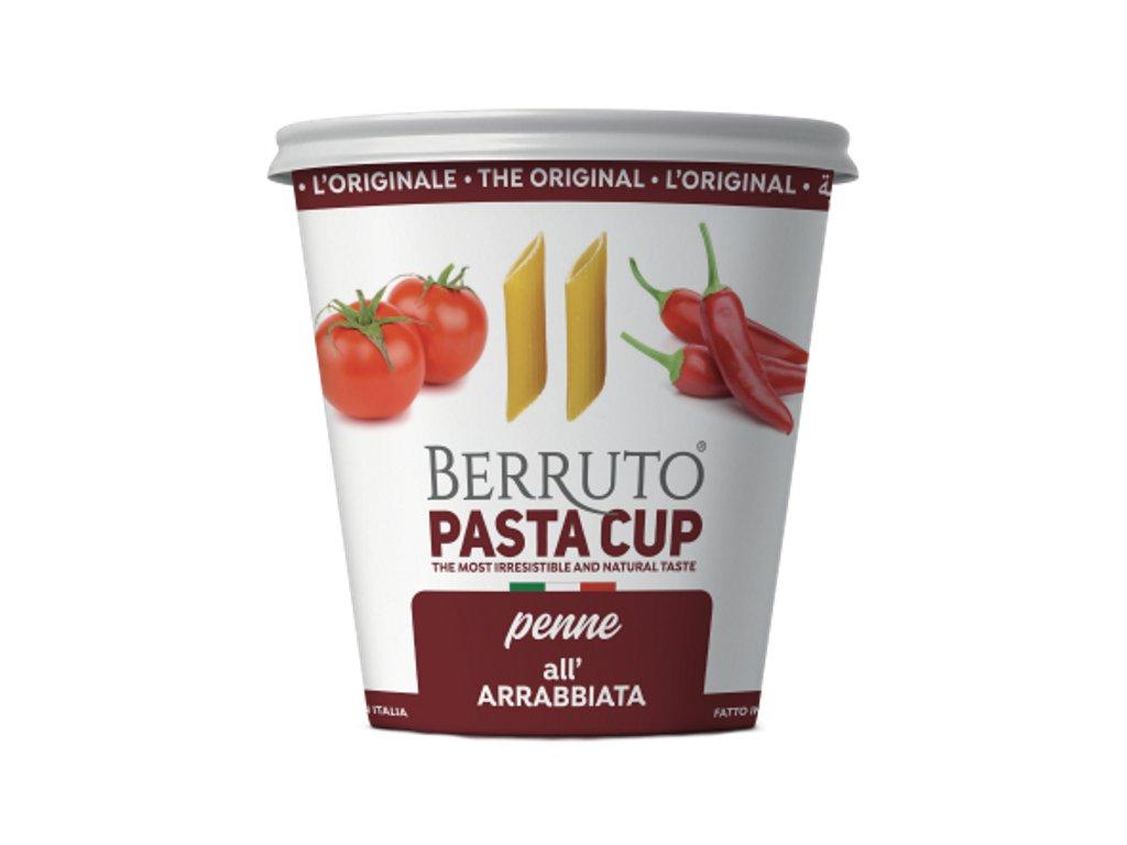 Pasta Cup Penne arrabbiata pack