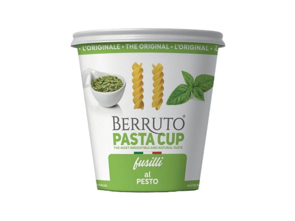 Pasta Cup Fusilli pesto pack