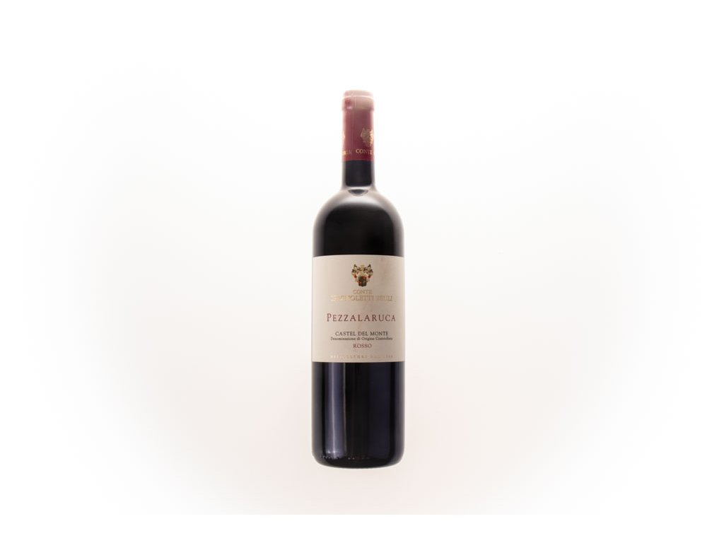 Pezzalaruca Rosso, Conte Spagnoletti Zeuli, 750ml