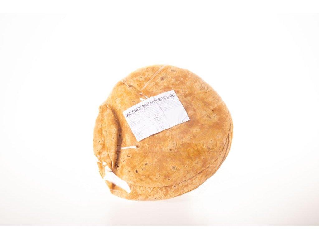 Placky Pš. Tomato Chilli 25Cm - Tortilla 10Ks/Bal
