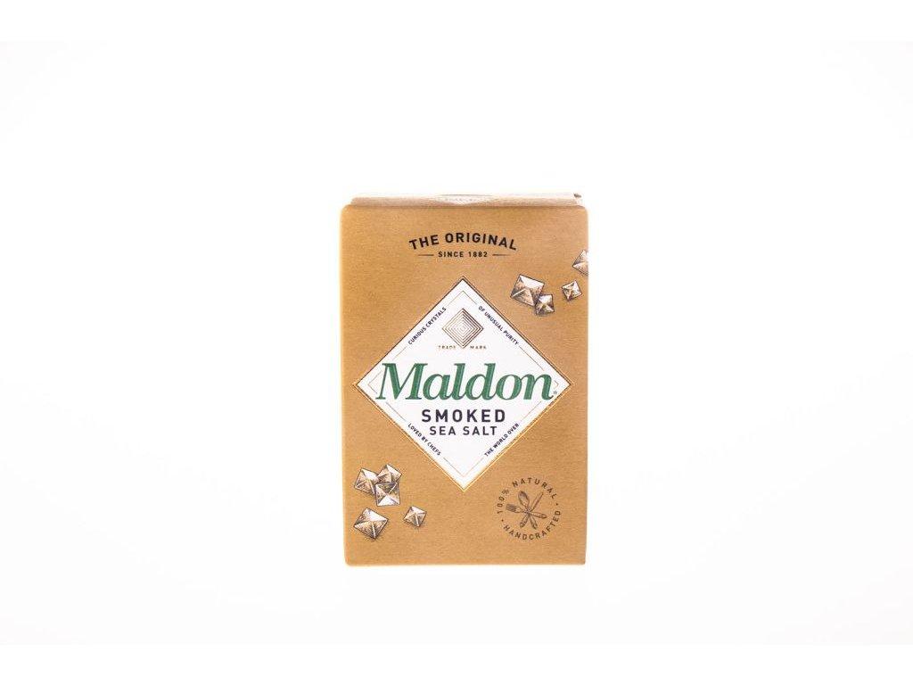 Sel De Maldon Smoked 125Gr (Mořská Sůl Uzená)