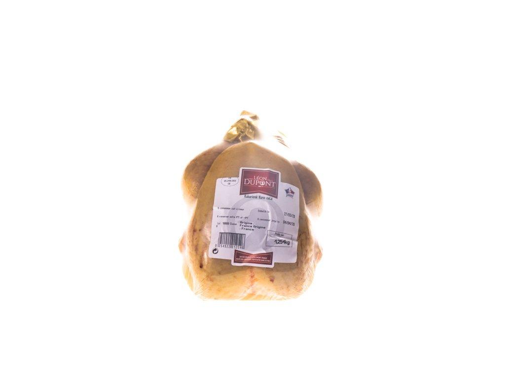 Kuře Kukuřičné 1,2-1,5 Kg, Francie, Chlaz.*