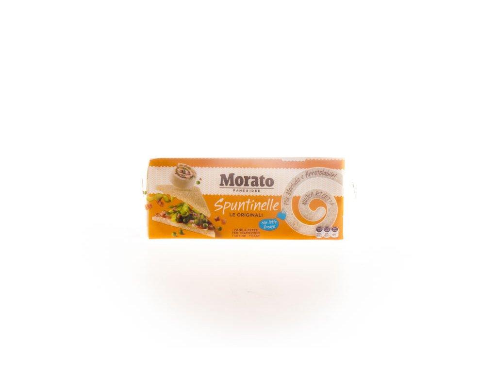 Tramezzini Chléb 1Bal !!Ne Karton!!!! 5X50G Morato