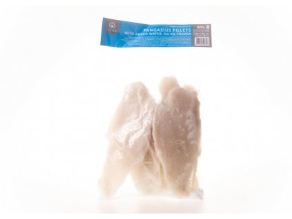 Pangasius Filet 1Kg 20% Led Mražený