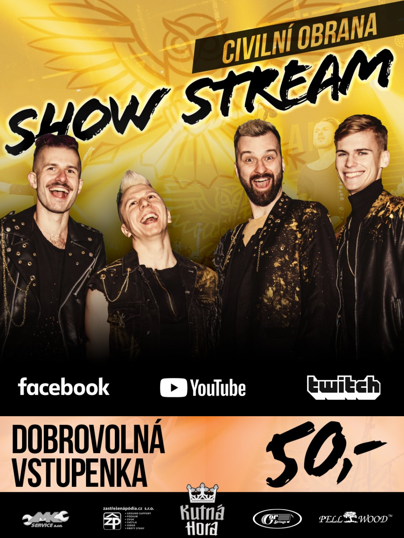 CO ShowStream shop bronz