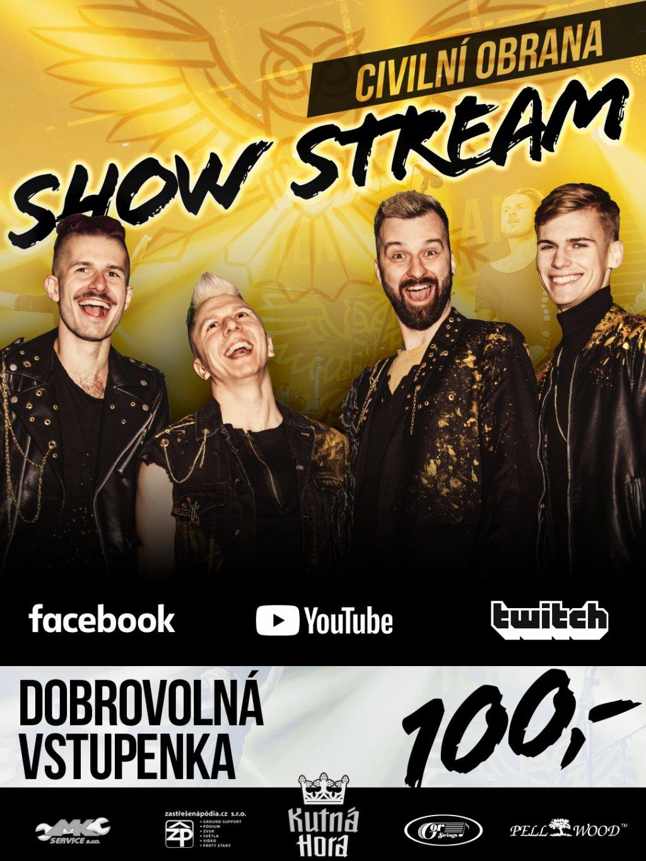 CO ShowStream shop stribro