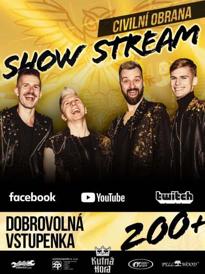 CO ShowStream shop zlato
