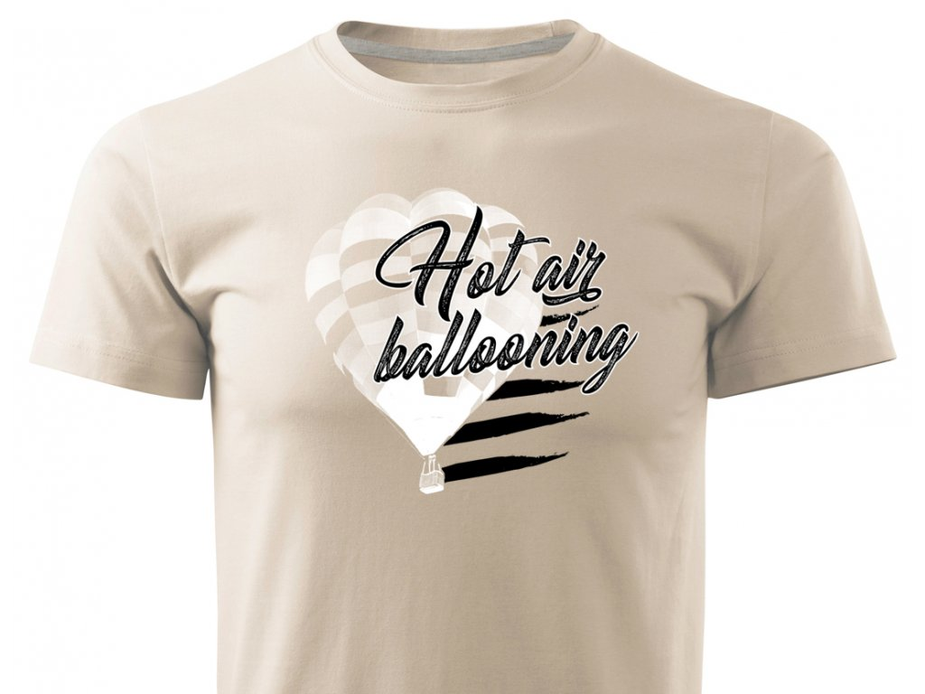 Hot air bezova Kariban L XL
