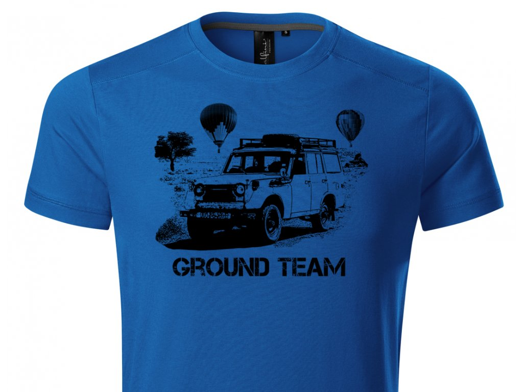 ground team castor tmave modra adler