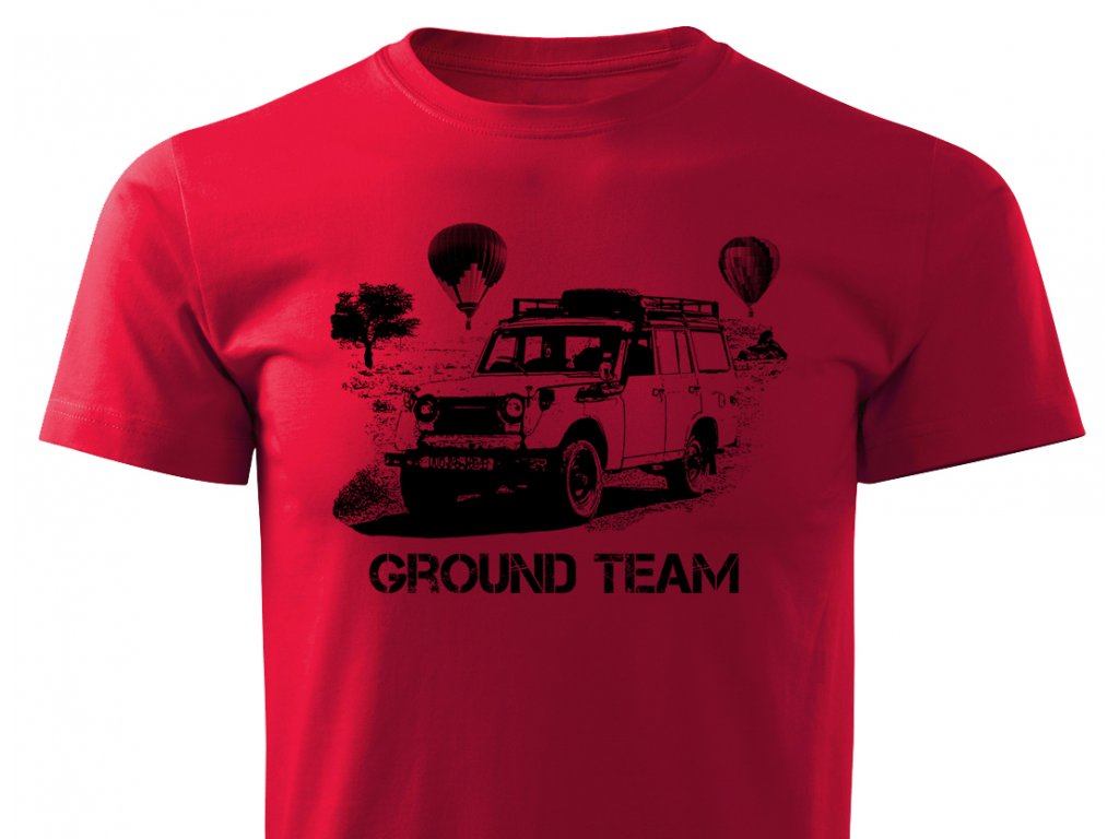 ground team cervena alex fox