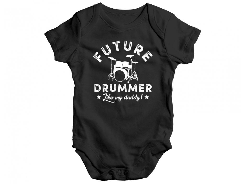 drummer bubenik body detske colordot