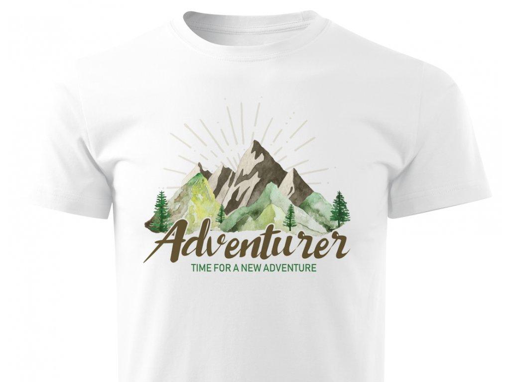 adventurer panske tricko rodinny set colordot