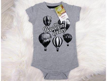 sede BODY s balony