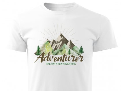 adventurer panske tricko rodinny set colordot