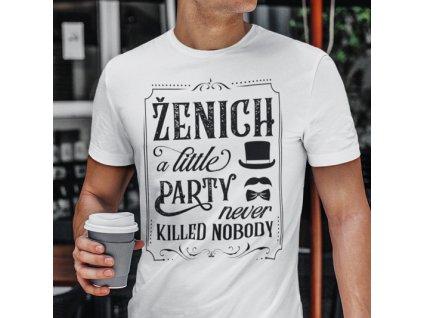 A little party - ŽENICH
