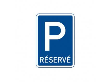 P reserve p