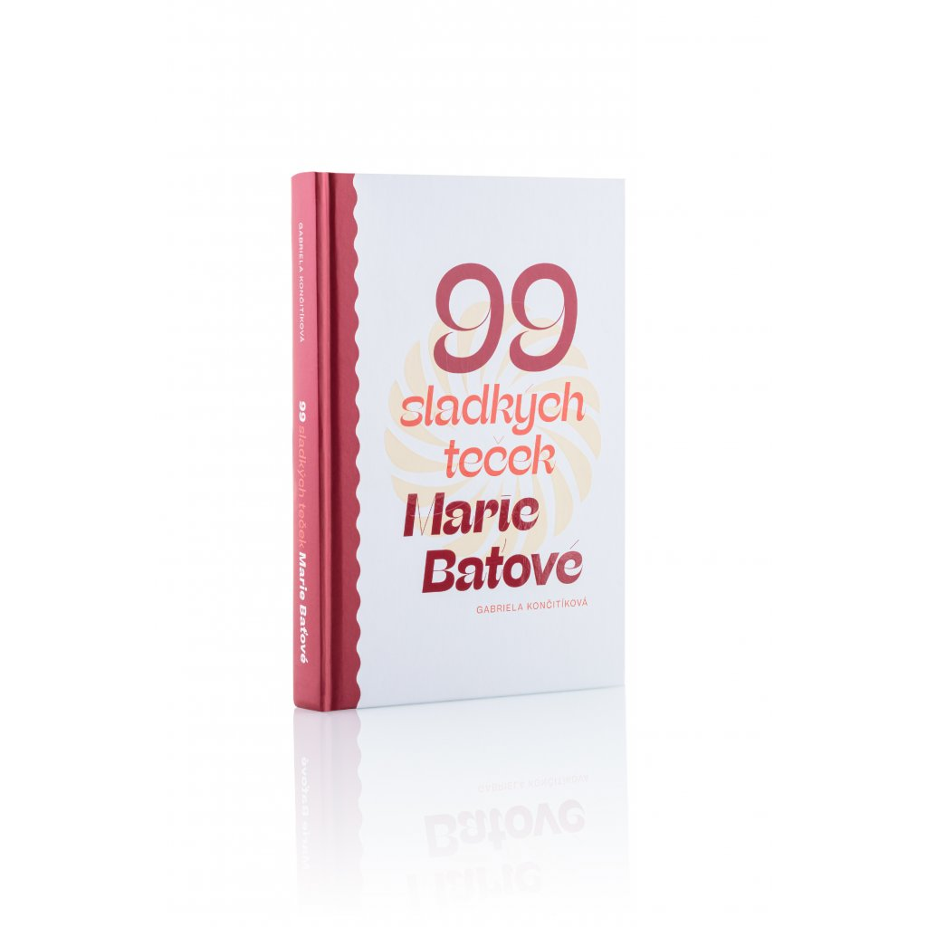 99 sladkých teček Marie Baťové