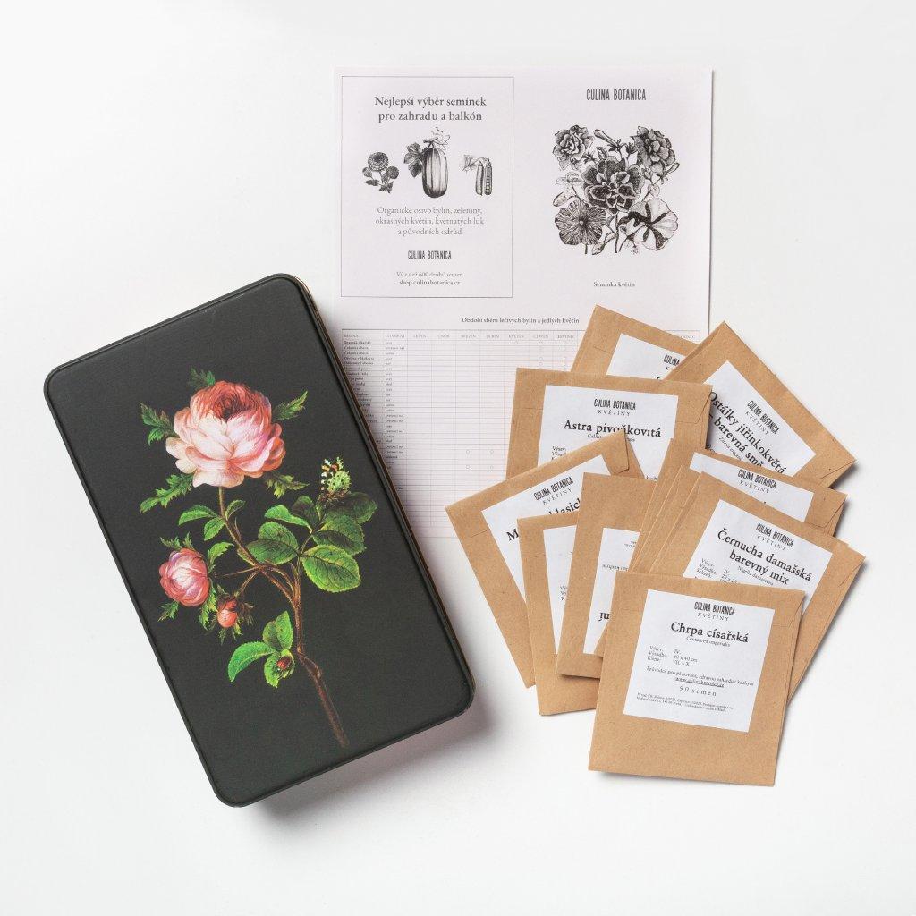 Květiny našich prababiček4web