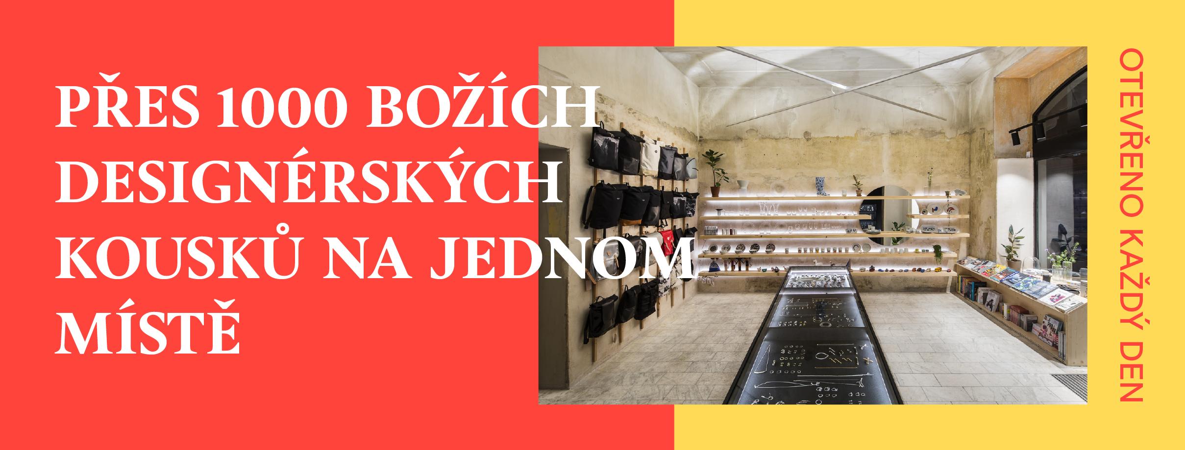 nový czechdesign shop myslíkova 5