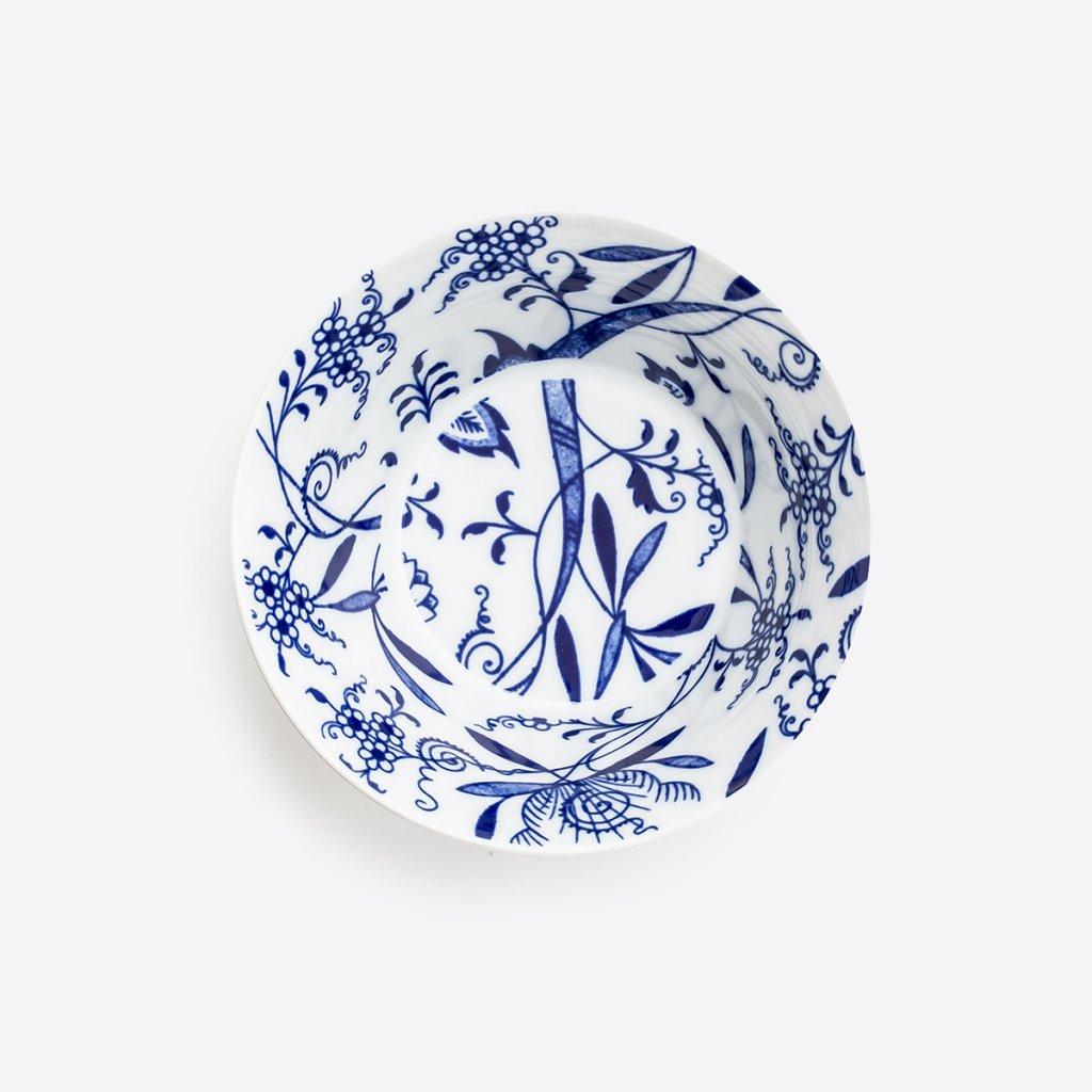 Miska na polévku Kobalt, design: Jiří Pelcl, foto: Tomáš Dittrich