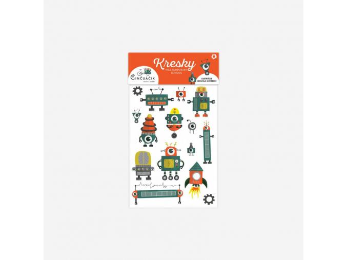Tetovačky 14 Roboti