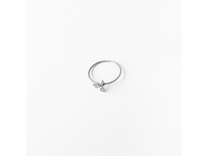 LUCIE ZEMANOVA prsten ivy jednoduchy
