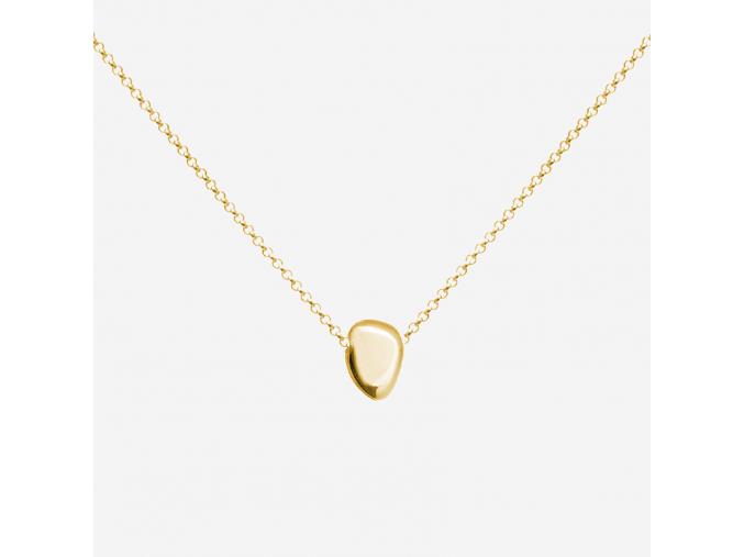 náhrdelník pozlacený EUPHORIA duše Maria Kobelova