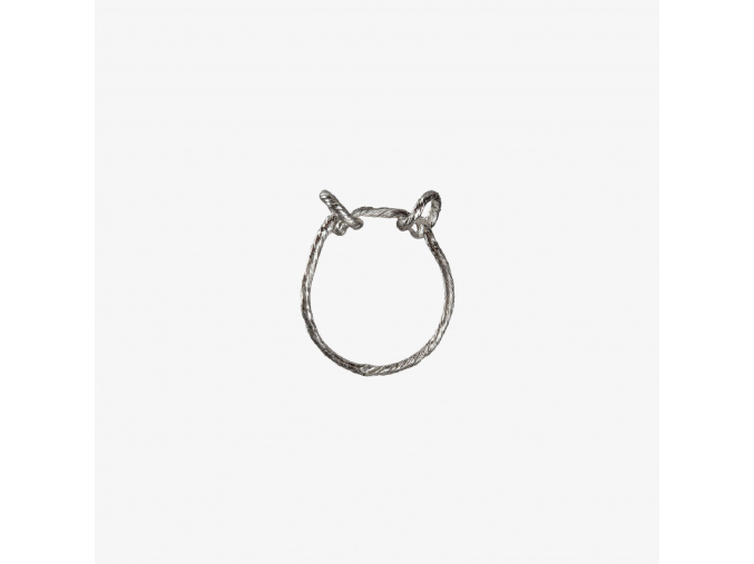 Tordovaný prsten I