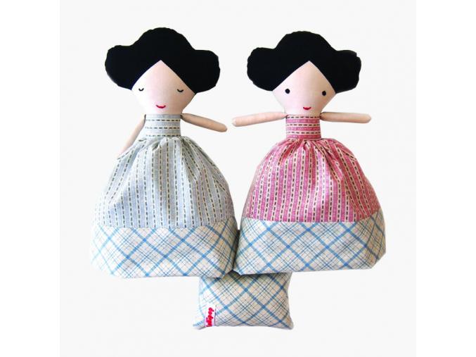 Dvojitá panenka LOLLIPOP
